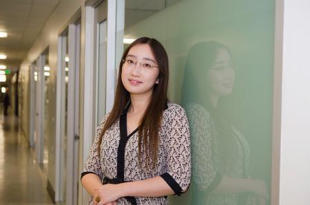 华裔女科学家发明可分拣运输的DNA机器人