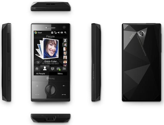 HTC Touch Diamond - 2008年