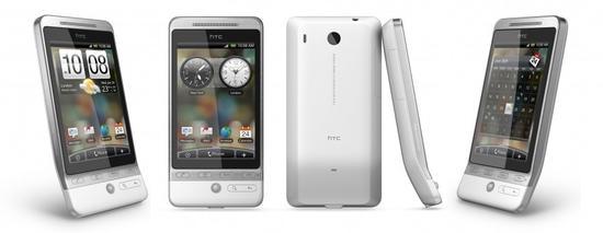 HTC Hero(G3) - 2009年