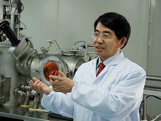 中国科学院院士黄维 资料图
