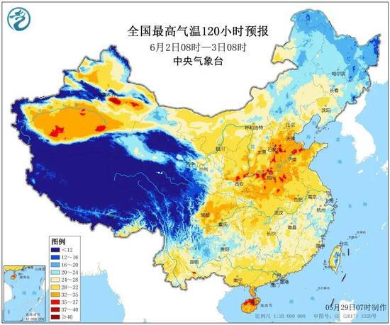 (圖片來源:中央氣象臺)