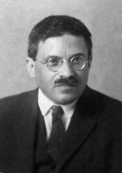 埃伦费斯特(图片来源:wikipedia)
