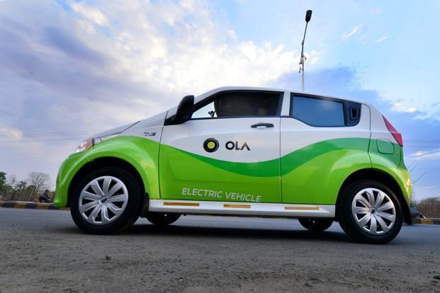 软银拟向印度打车企业Ola投资10亿美元  或遭拒绝