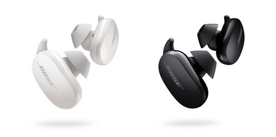 ▲Bose 消噪耳塞有岩白/黑色两种颜色可选