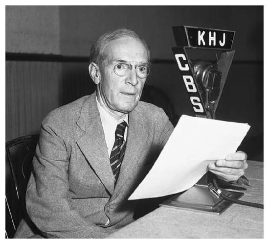 厄普顿·辛克莱,CBS,1942
