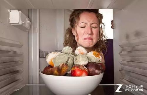 曾经发生严重腐烂的冰箱绝对不能买!血的教训!