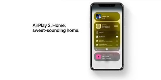 SonosBeam支撑最新的AirPlay2