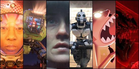 Netflix去年推出18集5-15分钟动画短片《爱,死亡和机器人》