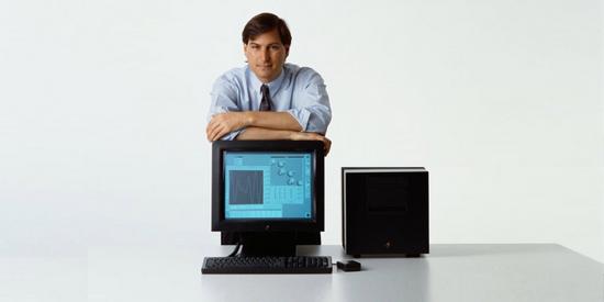 乔布斯和他坚决要设计为黑色正方体的NeXT电脑|网络