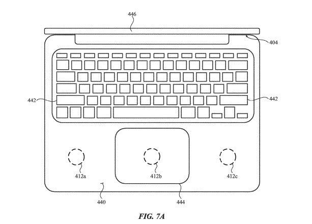 蘋果申請新專利:讓MacBook給iPhone無線充電