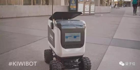 Kiwibot被指是远程人工操纵 回复称没提是自动驾驶的