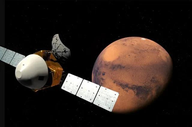 天问一号成功实施火星捕获,中国首次火星探测任务环绕火星成功