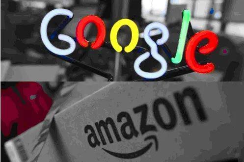 大型科技股齐创新高 分析师为何独看好谷歌亚马逊?