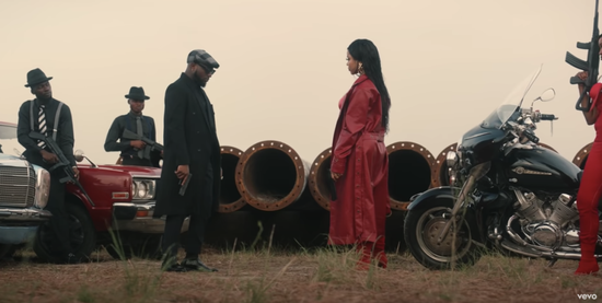 Davido的新曲Jowo,在油管上播放量超过800万