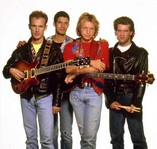 ▲有名的英國樂隊Level 42(起源:bol.com)