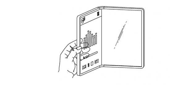 LG获透明可折叠专利 一半手机可调节透明度