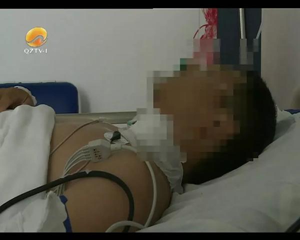 滴滴司机遭乘客割颈受伤 嫌疑人是否患精神疾病正查