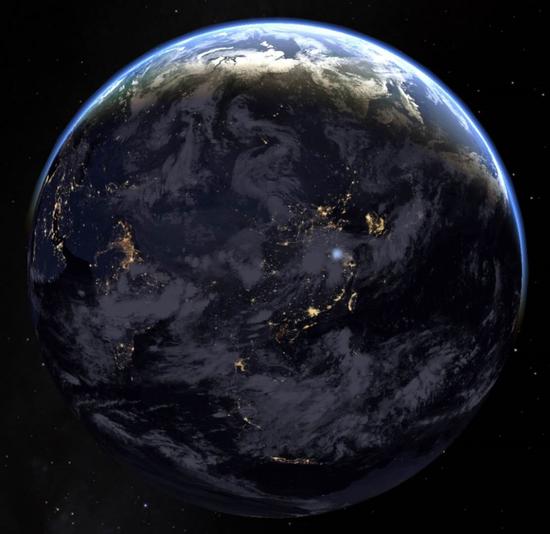 独一无二的地球