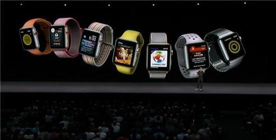 苹果watchOS 5 beta新功能终于可以用了