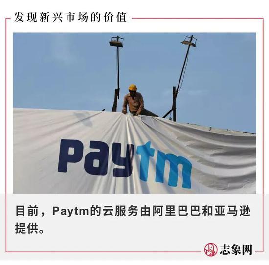 微软投资印度Paytm 1亿美元