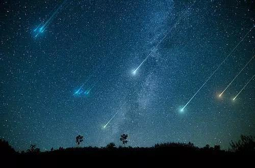 2018星空压轴大戏:周五将迎来双子座流星雨大爆发