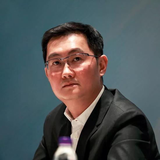 腾讯CEO马化腾。图/视觉中国