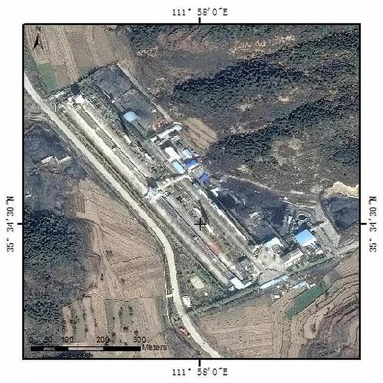 (D)山西的煤化工厂