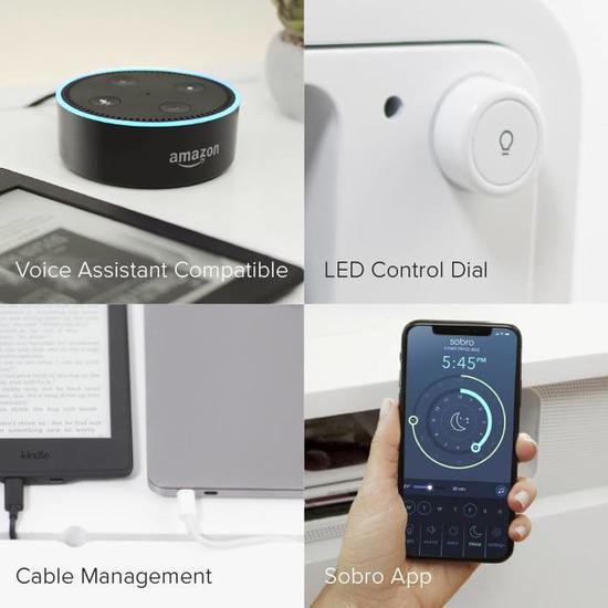 智能床头柜 让你家一半的家用电器都下岗了 智能家居 抽屉 桌面 新浪科技 新浪网