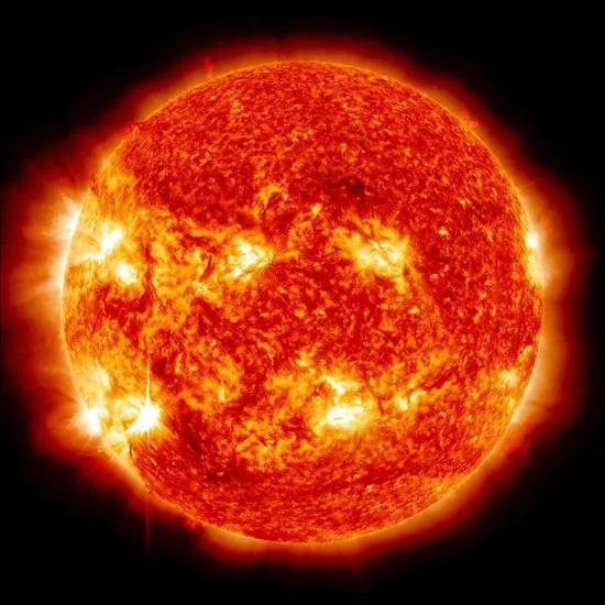 (图源:NASA/SDO)