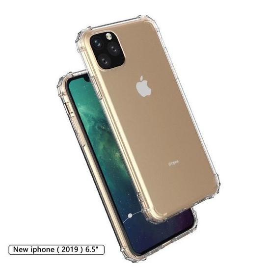 iPhone XI渲染图(图源网络)
