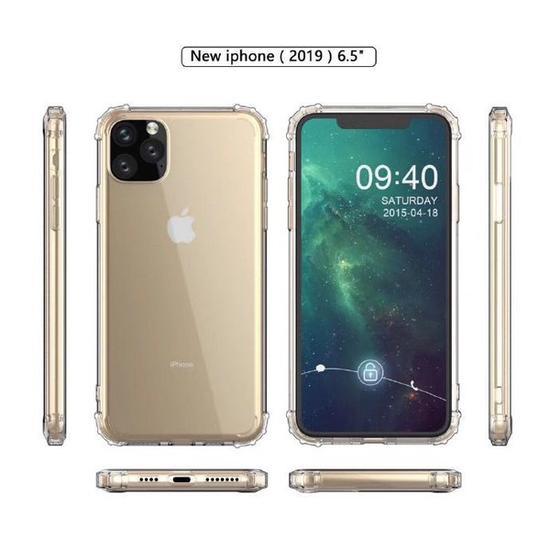 荣耀最新款_2019款新iPhone渲染图曝光 6.5英寸屏+后置三摄像头|苹果|iPhone_手机 ...