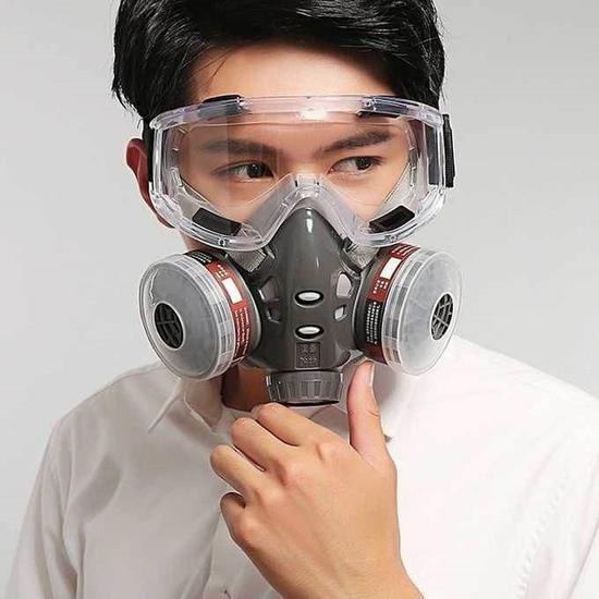 盘点网友自制的奇葩口罩 哪个能防疫?