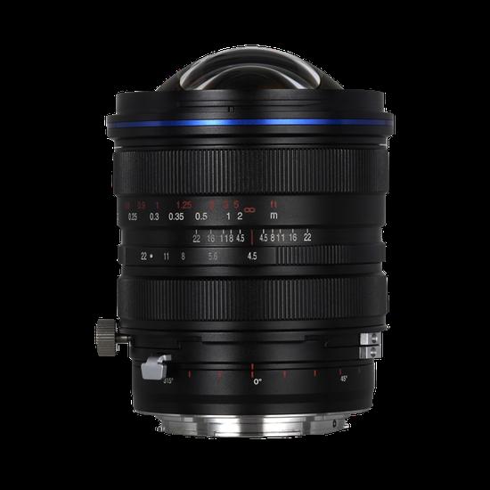 老蛙15mm F4.5移轴镜头即将上市 售价7980元