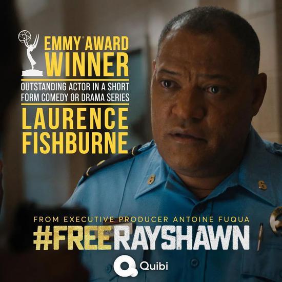 为Quibi斩获2020艾美奖的#FreeRayShawn在烂番茄上只有4条评论