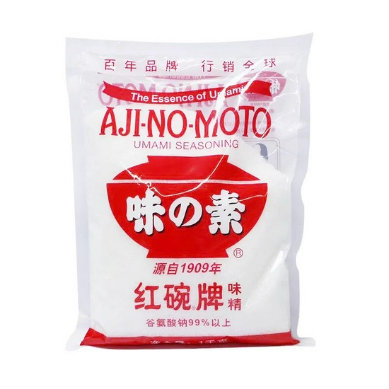 """圖:味之素在我國銷售的""""紅碗""""牌味精"""