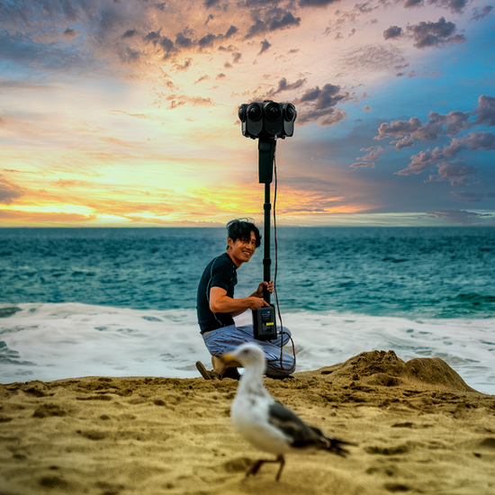 ObsdianPro-12K3D影视级VR摄影机