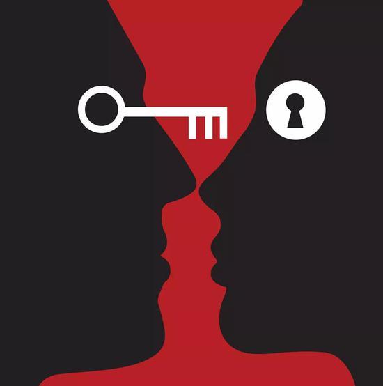 锁与钥匙的办理哲学 (alara teoman /绘)