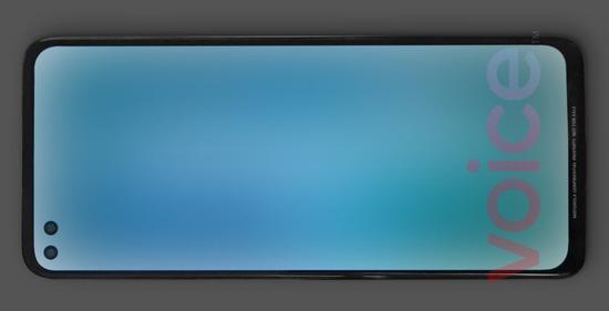 摩托新款Moto G真机图曝光:搭载骁龙865处理器,前置双打孔屏