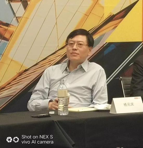 联想集团董事长兼CEO杨元庆:我希望世界和平