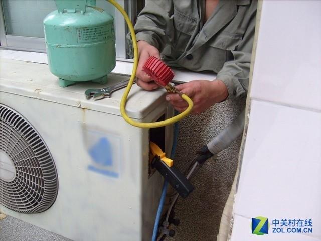 加氟不一定能解决空调不制冷