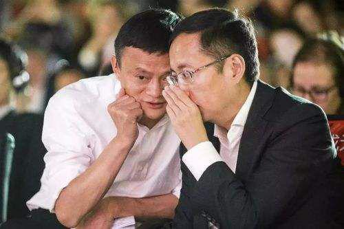 张勇与马云