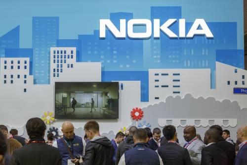华为两大竞争对手,诺基亚在5G较量中或将会先出局