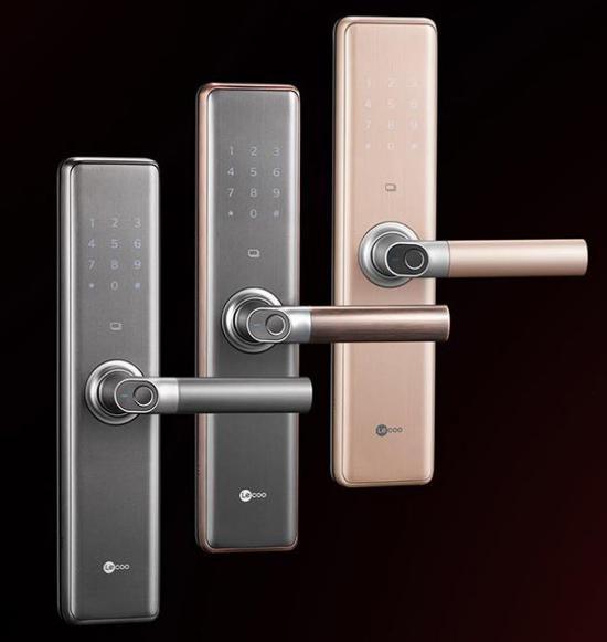 握把一体式指纹门锁是最科学的设计