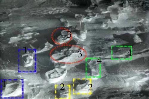 帐子与足迹,现场未发现9人之外的剩下足迹丨dyatlovpass.com