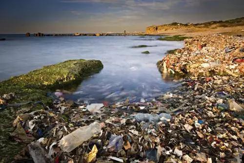 海洋塑料垃圾污染严重,构建可降解材料任重道远