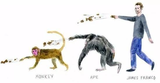 猩猩不想跟你说话并向你扔了一坨屎-玩懂手机网 - 玩懂手机第一手的手机资讯网(www.wdshouji.com)