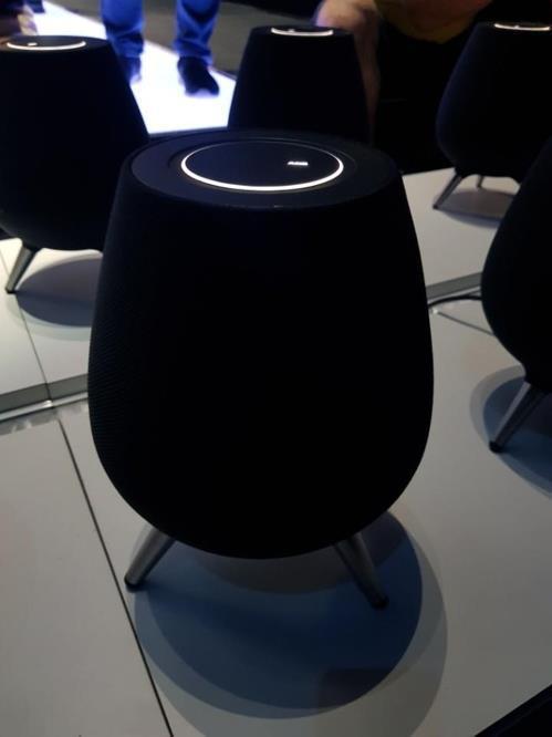 三星电子人工智能音箱Galaxy Home