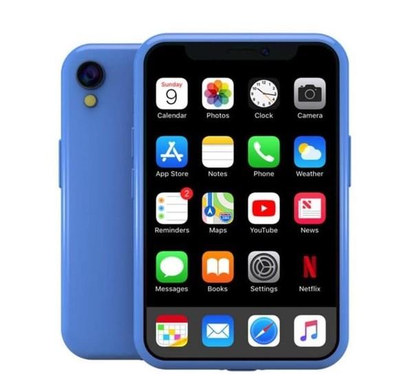 iPhone mini渲染图