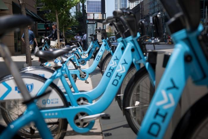 美国打车服务Lyft收购北美最大单车出租公司Motivate