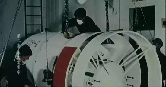 中国第一颗氢弹